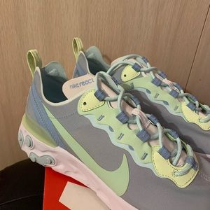"Nike Shoes - Nike React Element 55 ""Frosted Spruce"""